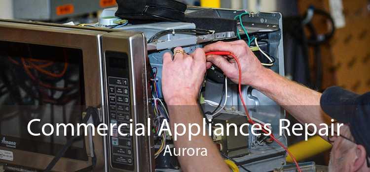 Commercial Appliances Repair Aurora